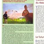 Le Journal des Maires. École maternelle de Saint-Mandé.