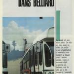Dépôt de bus Bélliard. RATP. Paris XVIIIème