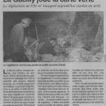 Le Végétarium. Yves Rocher. La Gacilly, en Bretagne. Peinture panoramique. Museum d'Histoire Naturelle.