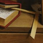 Détail, livre d'arithmétique