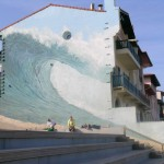 La grande vague d'Hossegor