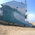 À l'ombre de la grande vague