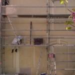 L'art du trompe-l'oeil architectural, précis et laborieux