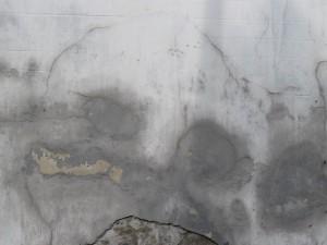 Paréidolie sur un mur à Beijing