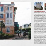 Trompe-l'oeil architectural à Enghien-les-Bains